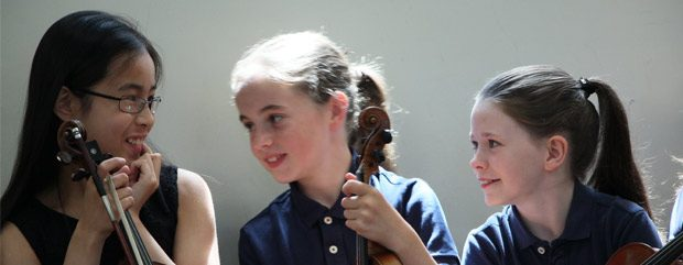 Dublin Music School Young Learners