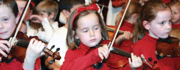 Violin Lessons Three Year Old